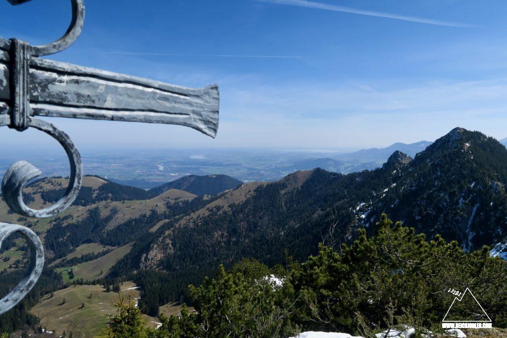 Heidwand Gipfelkreuz