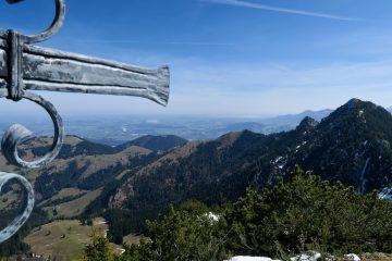 Haidwand Gipfelkreuz