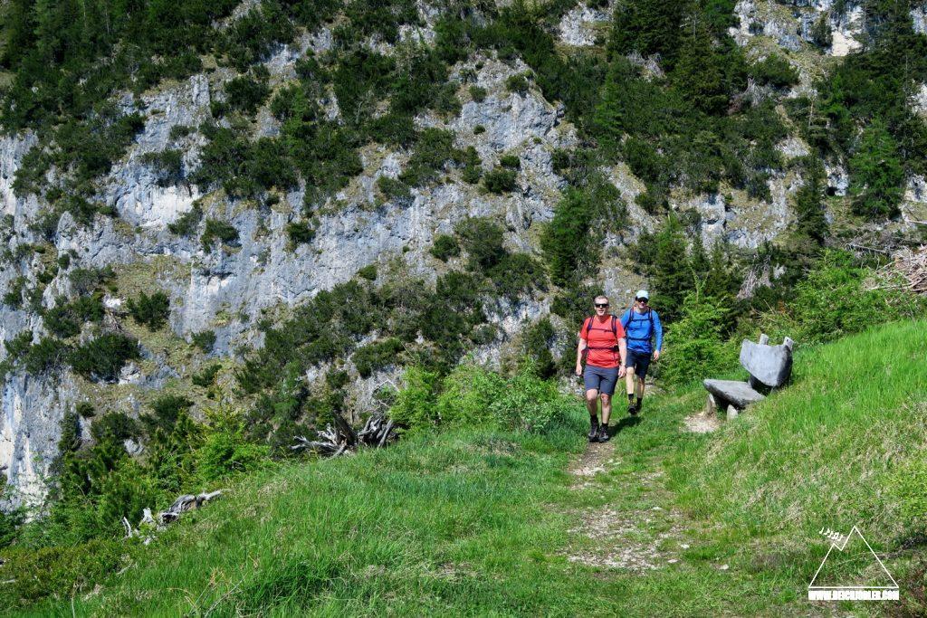 Abstieg Nigglberg