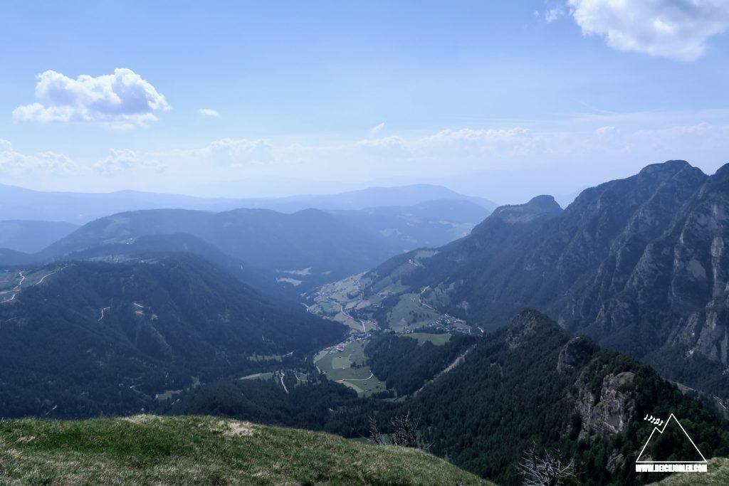 Gipfelblick Söllnspitze
