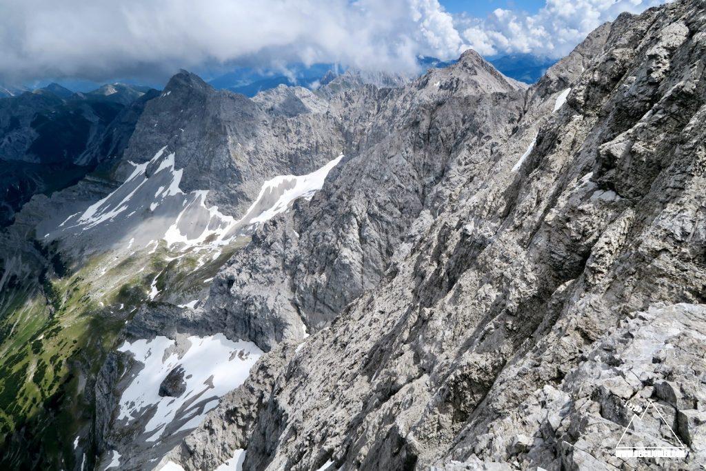 Nordwand Spritzkarspitze