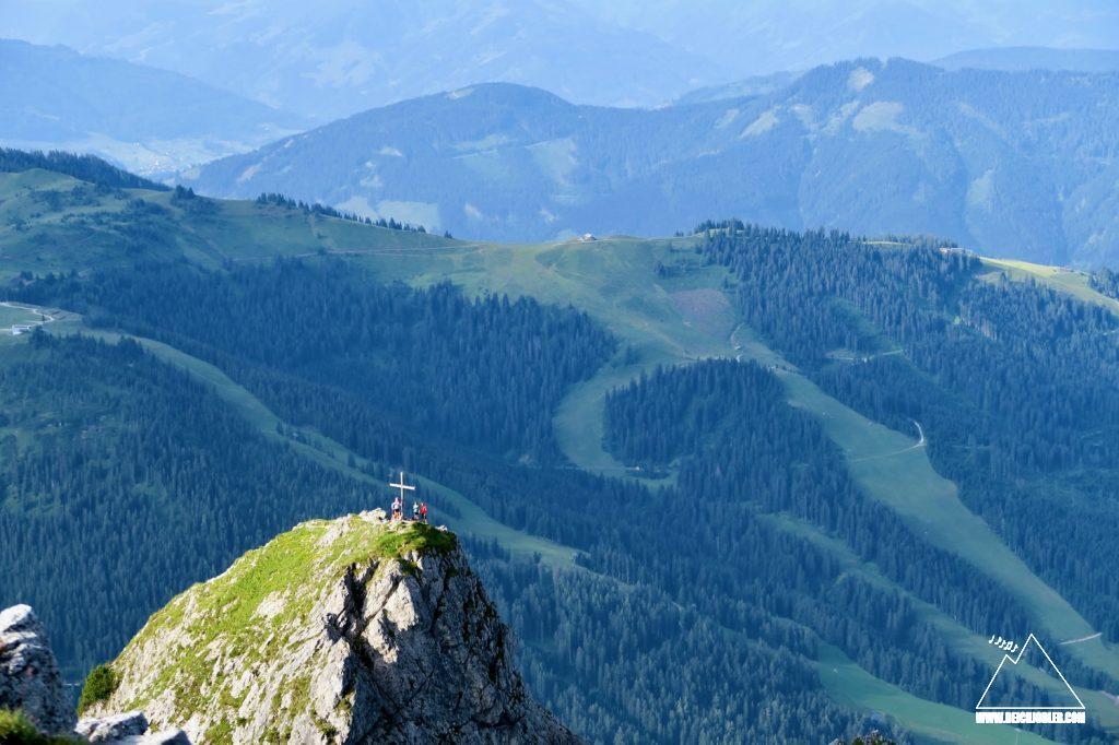 Gipfel Taghaube