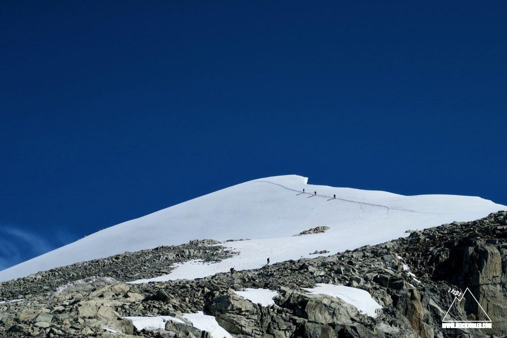 Galenstock Gipfelgrat