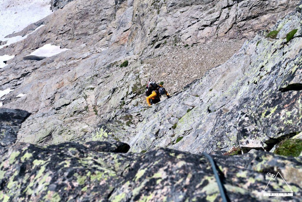 Klettern Sackhorn